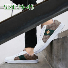 casual shoes, Sneakers, whitetrainer, Plus Size