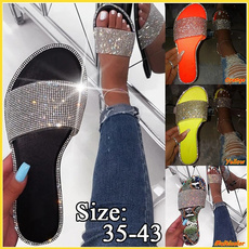 Summer, Flip Flops, Fashion, flatsandal