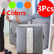 Charcoal, storageorganizerbag, Armario, closetstorage