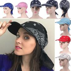 Baseball Hat, Women, Cotton, Fashion
