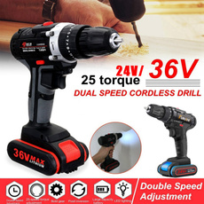 Electric, hammerdrill, Battery, Tool