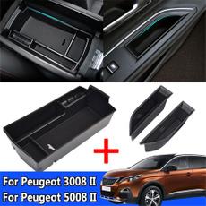 Box, armreststoragebox, Console, peugeot3008