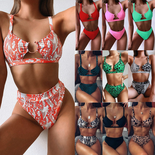 Original Women Bikini Set Floral Bandage Swimsuit Perfectgirls 1