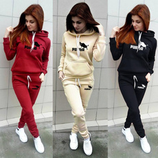Set, women track suit, pants, Tops