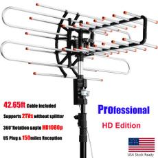 Exterior, antennacable, uv, Antenna