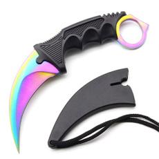 Steel, pocketknife, outdoorknife, Necks