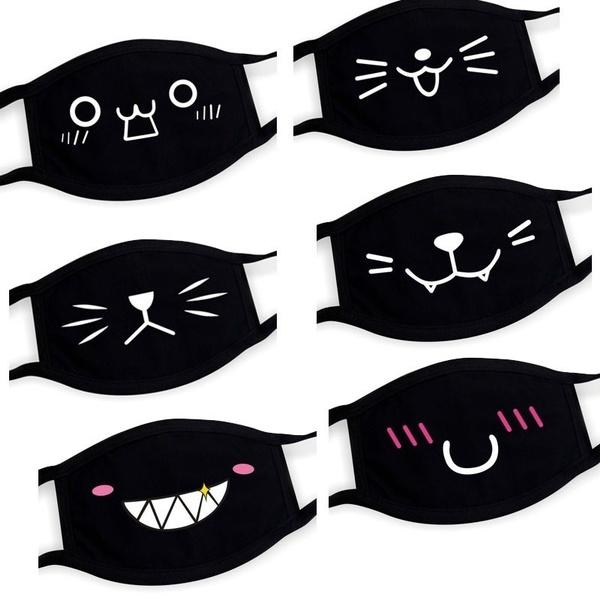 cute, mask cartoon, Men, Masks