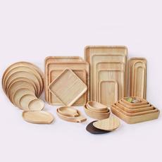 Rubber, Wood, Snacks, dinnerplate