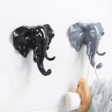 Head, elephantholder, Door, Bags