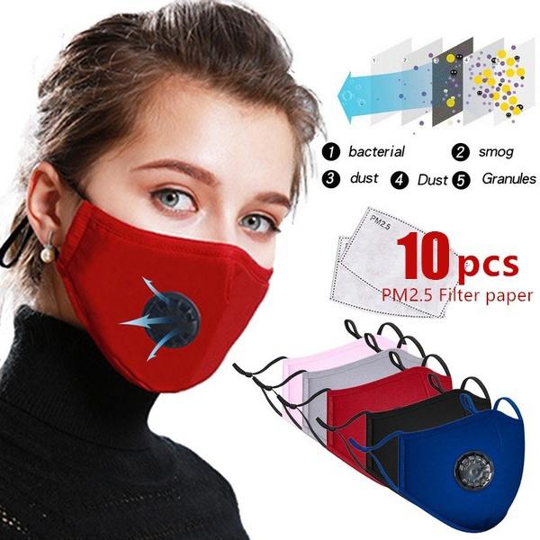 respiratormask, pm25filter, mouthmaskantidust, Cloth