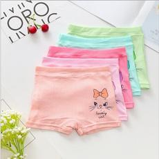 Summer, Underwear, Cotton, pants