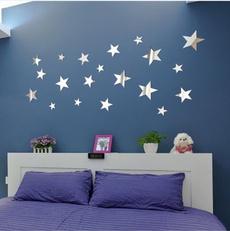 Star, Home Decor, Stickers, bedroom