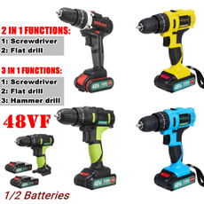 led, Electric, handdrill, Tool