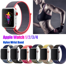 applewatch, Apple, apple accessories, nylonsportsband