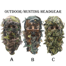 huntinghood, Head, Outdoor, leaf