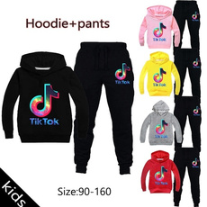 kids, Fashion, pants, hooded