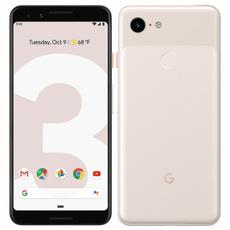 pink, Google, pixel3