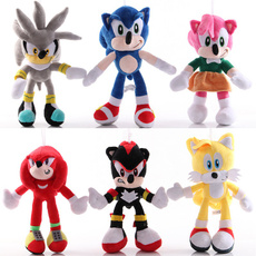 plushbabytoy, sonic, Plush Doll, Toy