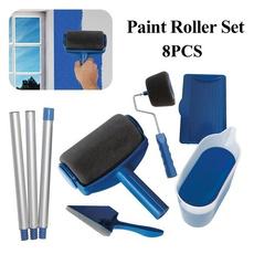 paintingroller, rollerbrush, wheelbrush, paintroller