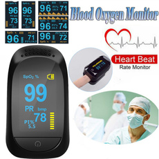 sphygmomanometermonitor, Heart, Monitors, leddigitaloximeter