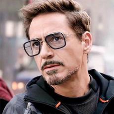 Aviator Sunglasses, Iron Man, Fashion, Superhero