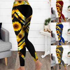 Women, Leggings, Plus Size, Yoga