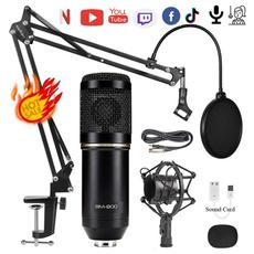 Microphone, microphonestudio, recordingmicrophone, condensermicrophone