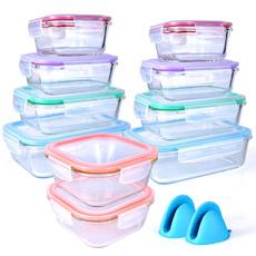safefordishwasher, Container, Silicone, Glass
