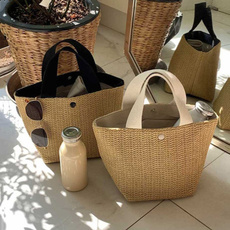 beachbag, summerbag, Capacity, strawbag