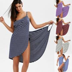 Plus Size, swim dress, swimsuitwrap, Women's Fashion