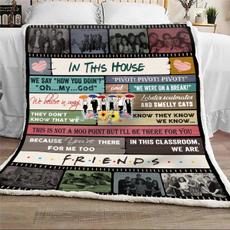 Fleece, bedlining, couplequilt, sofablanket