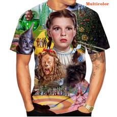 Summer, Fashion, Shirt, Wizard