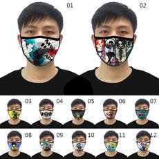 Cotton, myheroacademia, mouthmask, Anime