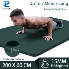 Yoga Mat, Yoga, Fitness, fitnesspad