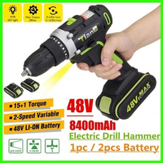 Home & Kitchen, impactwrench, Battery, Screwdriver