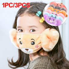 kidearmuff, cute, Cotton, Masks