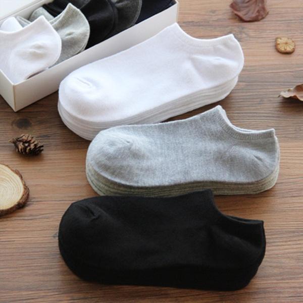 boatsock, deodorization, Black And White, Socks