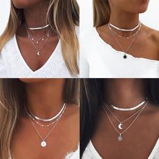 bohemia, Summer, Jewelry, Chain