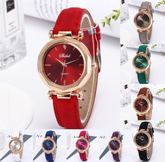 Fashion, Gifts, leather, Watch