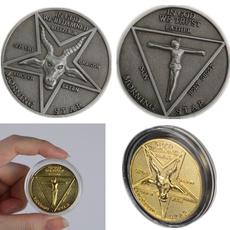 Coins, Cosplay, TV, Metal