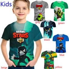 childrens3dtshirt, Summer, Shorts, crowspik