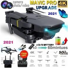 Quadcopter, foldablercdrone, Battery, Camera