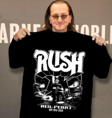 rush, Fashion, Cotton T Shirt, movingpicture