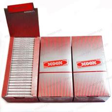 Box, leaves, Moon, cigarettepaper