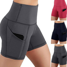 Leggings, Shorts, Yoga, slim hip