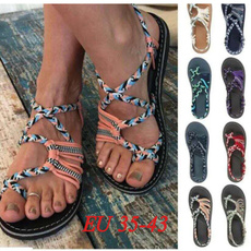 Summer, Fashion, Lace, summersandal