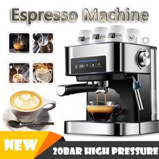 Steel, Mini, Stainless Steel, espressomachine