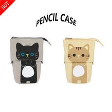 Box, pencil, pencilbag, studentsupplie