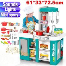 Pretend Play, kitchentoy, Toy, Regalos