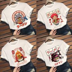Summer, Plus Size, camiseta, totorotshirt